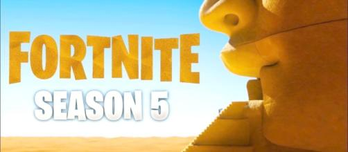 La quinta temporada de Fornite estará disponible la próxima semana