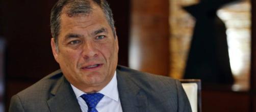 Una juez ecuatoriana dicta una orden de prisión preventiva contra el ex presidente Correa