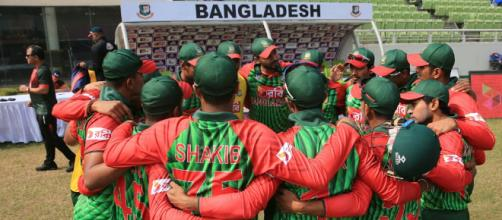 SL vs WI 1st Test live streaming on Gazi Tv in Bangladesh (Image Credit: Bangladesh/cricket/Twitter)