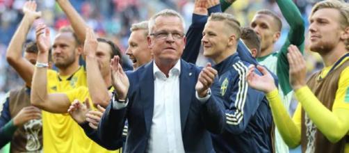 Suecia sigue haciendo historia en Rusia 2018
