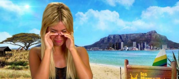 Carla Moreau au bord des larmes sur le tournage de La Revanche des Marseillais vs le Reste du Monde