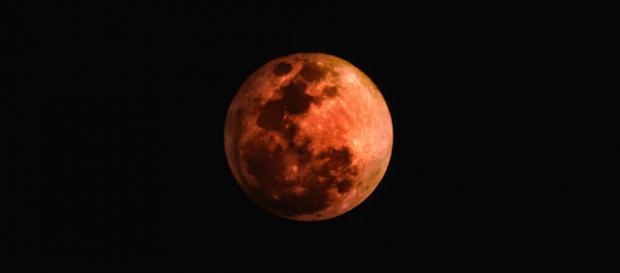 éclipse de lune, lune de sang ou lune rousse