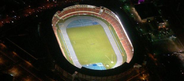 Palmeiras e Independiente Medellín se enfrentam no Panamá em amistoso.