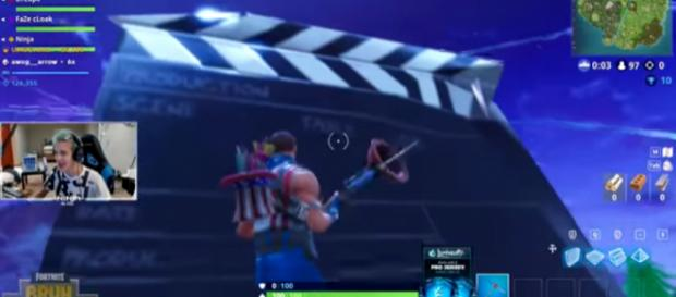 Players are having a blast with the third-person shooter and not so much with the glitch. - [Fortnite Bruh / YouTube screencap]