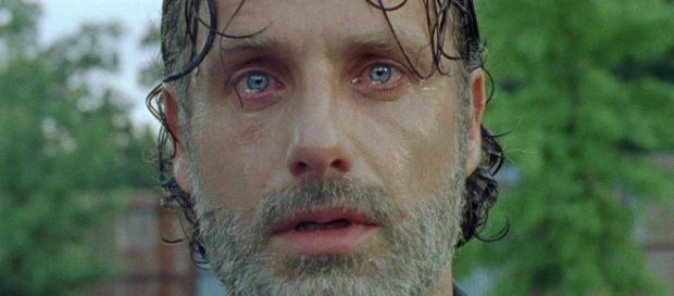 Rick Grimes The Walking Dead 7x08