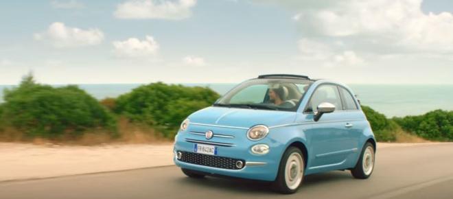 Fiat 500 Spiaggina '58 celebra la Dolce Vita: uscirà in edizione limitata