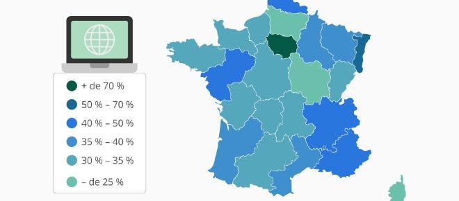 Inclusion, maillage territorial : les nouveaux défis du numérique en France