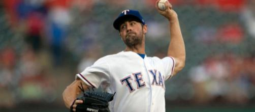 Cole Hamels is in demand this trade season. - [MLB.com / YouTube screencap]