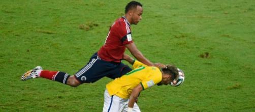 Colombiano ficou marcado por ter tirado brasileiro da Copa