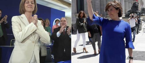 Pablo Casado sobrepasa a Cospedal en las elecciones del Partido Popular