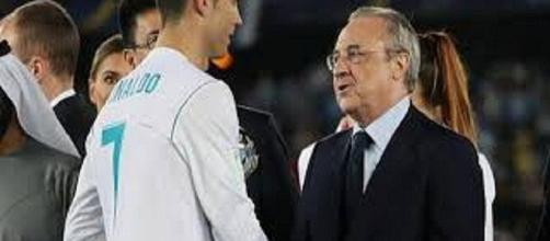 La relación de Cristiano Ronaldo y Florentino puede estar prácticamente rota (Rumores)
