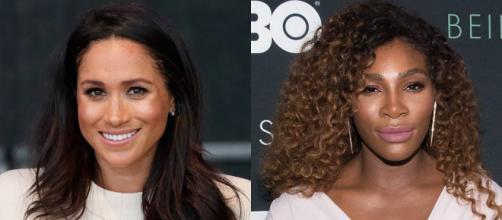 Meghan Markle podría asistir a Wimbledon para animar a su amiga íntima, Serena Williams