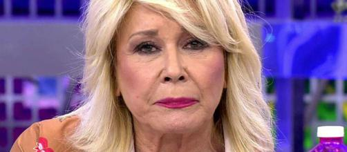 Mila Ximénez estalla contra Alessandro Lecquio porque la llama cómplice