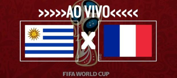 Copa do Mundo: Uruguai x França ao vivo