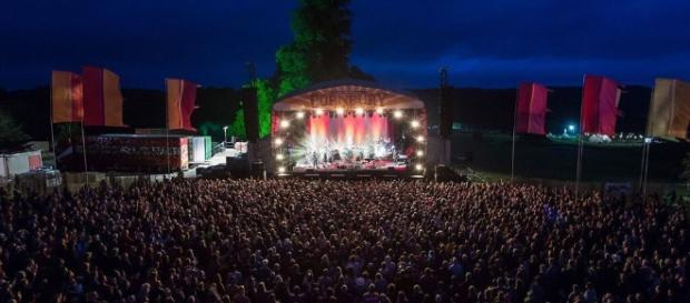 Cornbury festival 2017. 2018 will see some new headline acts - Image suppiled Hush PR