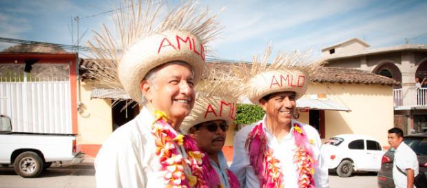 El nuevo presidente de los mexicanos, AMLO