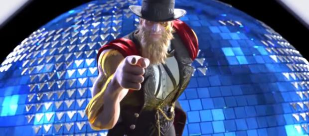 G is coming to 'Street Fighter 5: Arcade Edition' and Capcom will reveal more details at SDCC 2018. [PlayStation / YouTube screencap]