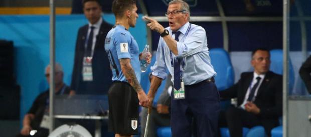 Oscar Tabarez a changé la sélection Uruguayenne du tout au tout depuis 2006.