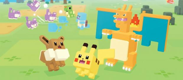 Pokemon Quest is the new smartphone addiction. [image source The Official Pokémon YouTube channel/YouTube]