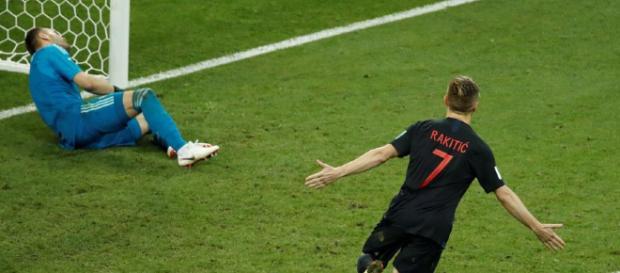 Croacia e Inglaterra avanzan a semifinales en el Mundial de Rusia 2018