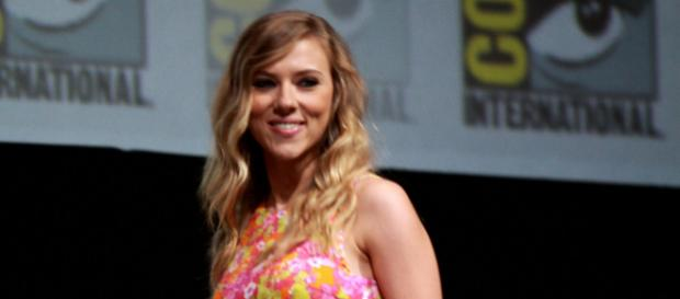 Scarlett Johansson is under fire for taking a role as a transgender person. [Image Gage Skidmore/Wikimedia]