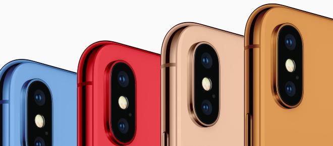 Nuovi iPhone: l'analista Kuo prevede inediti colori blu, arancione e rosso