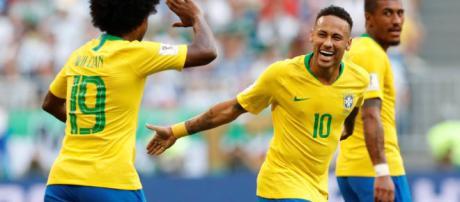 Brasil e Bélgica se encontram em Kazan