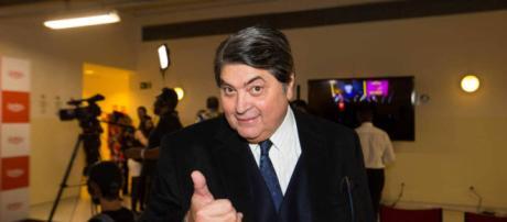 Datena pode deixar a disputa por cargo político