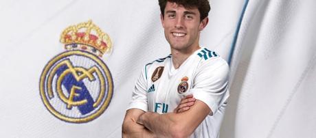 El Real Madrid hace oficial el fichaje de Álvaro Odriozola por 6 temporadas