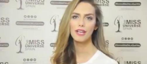 Ángela Ponce se prepara para las posibles críticas del certamen Miss Universo