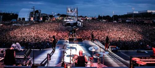 MADRID / Magia, show y metal en la segunda edición del Download Festival