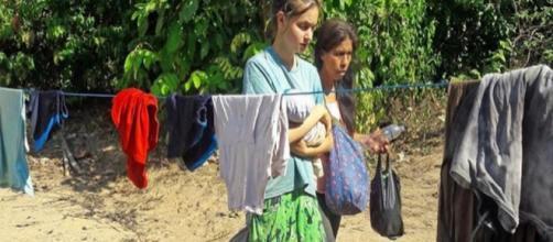 PERÚ / Fue encontrada con vida una joven española desaparecida en una selva en 2017