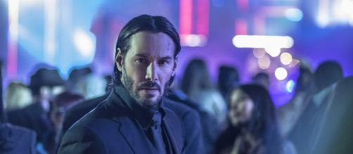Keanu Reeves announces the title of the third John Wick movie: 'Parabellum' [Image by Lionsgate press site]
