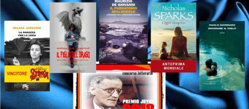Premio Joyce 2018, i libri vincitori