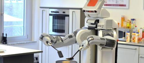 BOSTON / El primer restaurante del mundo que tiene a un robot como chef