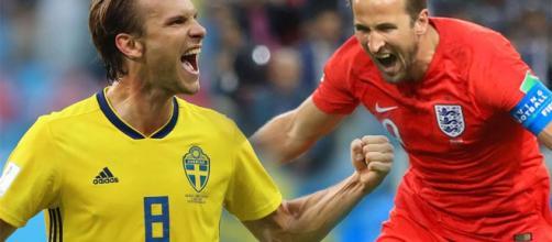 Mundial de Rusia: Suecia e Inglaterra buscarán un pase a semifinales este sábado