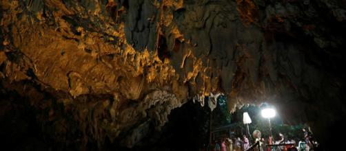TAILANDIA / Bucear será la salida óptima para los 12 jóvenes atrapados en la cueva