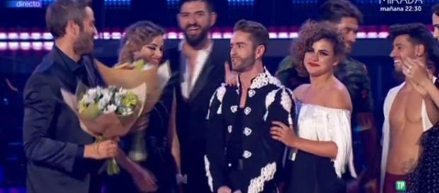 Pelayo Díaz es eliminado en 'Bailando con las estrellas'