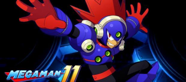 Blast is the new Robot Master added to 'Mega Man 11' alongside Fuse Man and Block Man [Image Credit: ShadowRockZX/YouTube screencap]