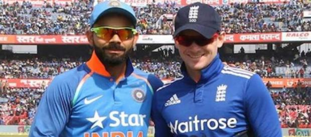 England v India 2nd t20 live streaming on sky sports and Sony Six (Image via BCCI/Twitter)