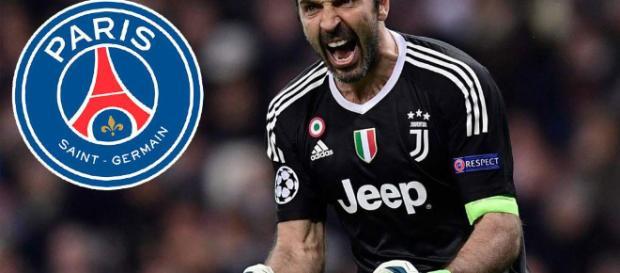 Gianluigi Buffon está en París para firmar su contrato con el PSG (Rumores)