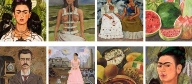 La obra de Frida Kahlo se puede ver desde la app de Google 'Arte & Cultura'