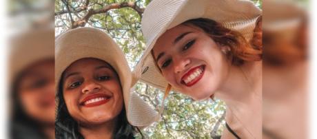 Ana Clara aproveita passeio pelo Maranhão