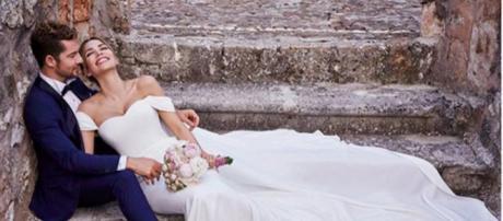 Bisbal y Zanetti califican su matrimonio como un sueño hecho realidad y mucha felicidad