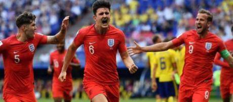 Inglaterra sale victoriosa del Mundial con un 0 a 2 contra Suecia