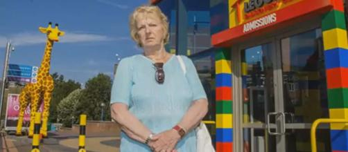 A 74-year-old, Lego loving woman was barred from the new Lego Discovery Centre as she had no child with her. [Image FOX NEWS/YouTube]