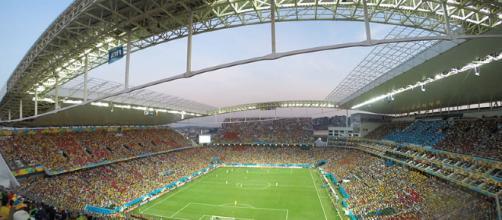 Belgium beats Brazil to reach semi-finals. [Image via: Alexandre Breveglieri/Wikimedia Commons]