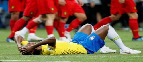 Brasil está fora da Copa do Mundo