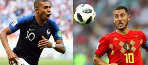 Coupe du monde : France - Belgique, duel inattendu