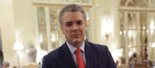 MADRID / Iván Duque, presidente electo de Colombia, desarrolla una importante agenda